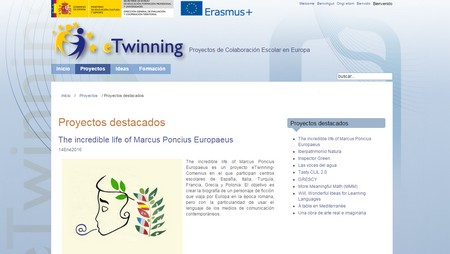 etwinning destacado